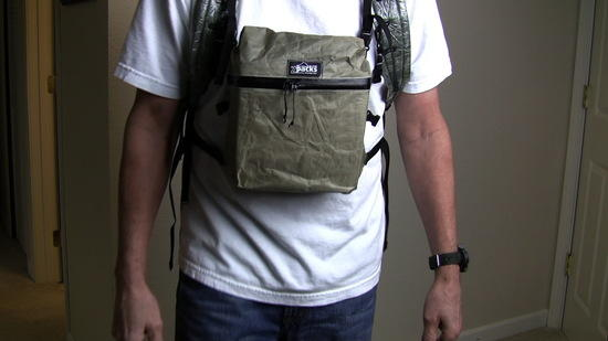 camera front pack: customized