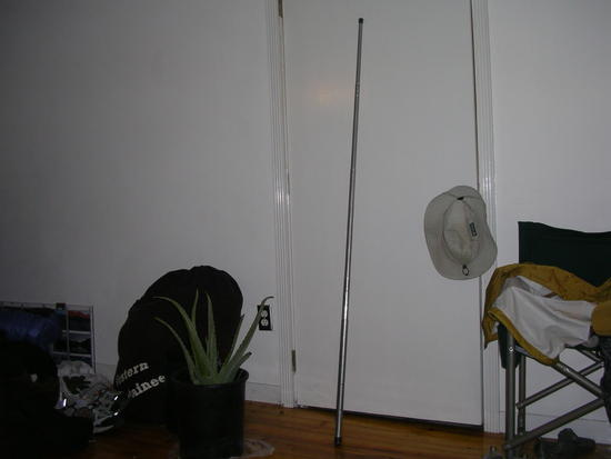 Chouinard pyramid pole