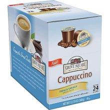 Grove Square K cup Cappuccino