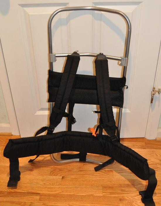Modified Jansport Scout frame