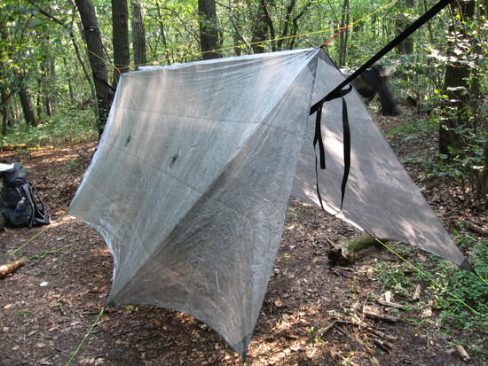 cuben tarp