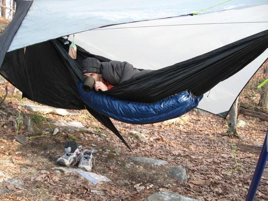 warbonnet traveler hammock