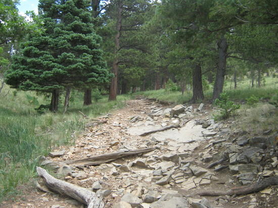 philmont trail