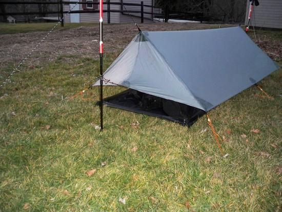 small tarp