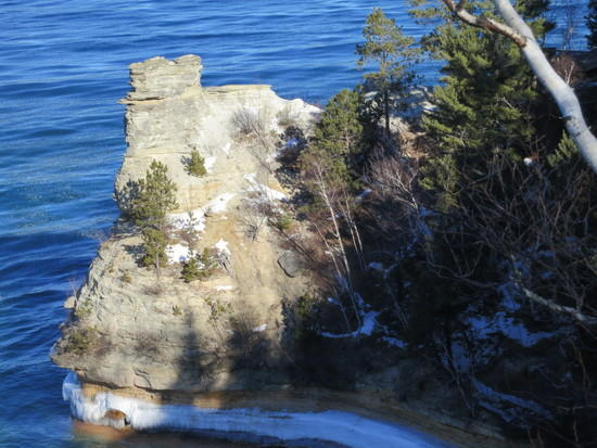 miners castle side