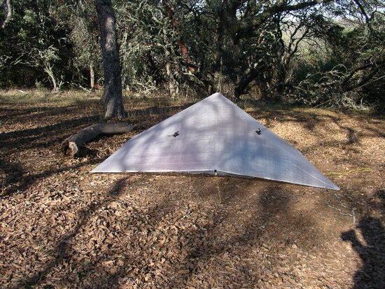 Cameron's tarp