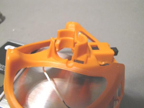 Jetboil Sol Ti Stove Orange Base, Close Up