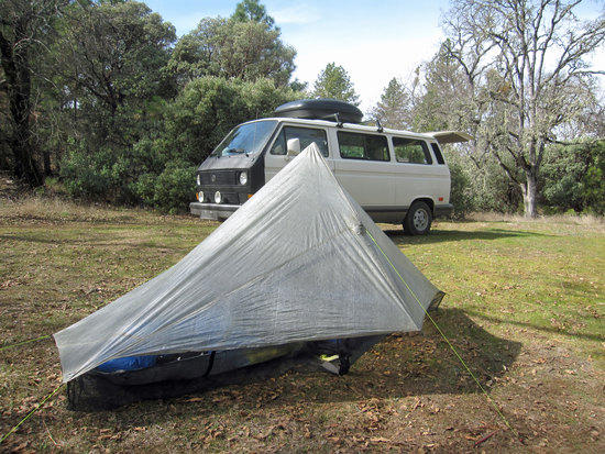 ZPacks™ Hexamid Solo Tent or Tarp