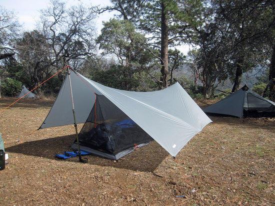 Tarp & Bug Shelter 1