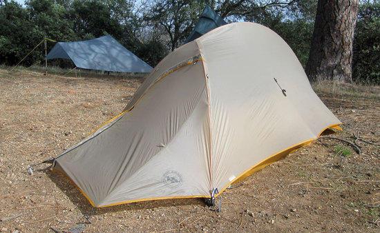 Big Agnes Shelter
