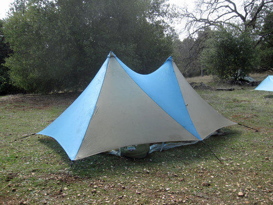 Black Diamond Tent 1