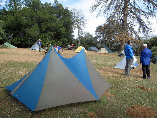 Black Diamond Tent 2