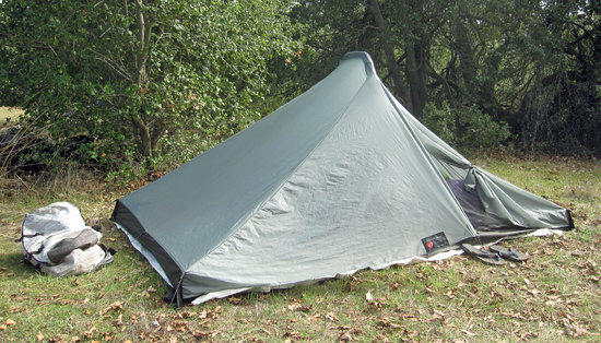 Lightheart Gear Duo Tent