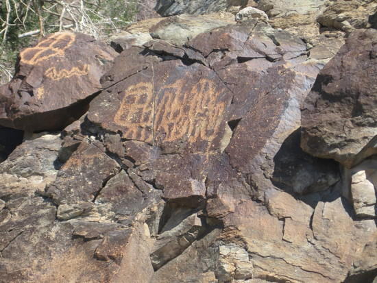 21 Petroglyph