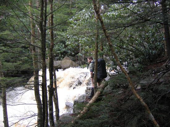 Stonecoal falls