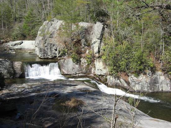 Huntfish Falls