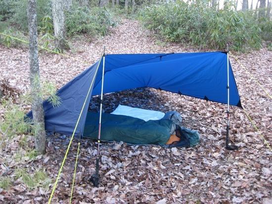 Tarp Camping