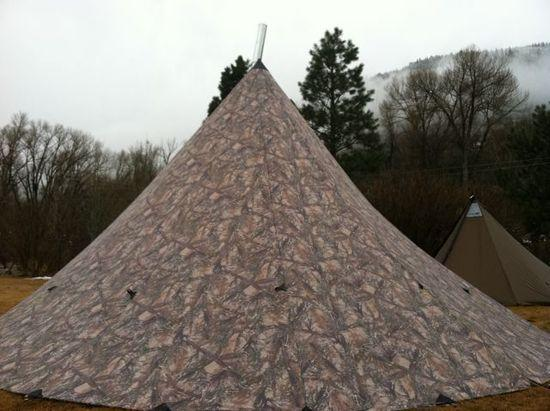 Really Large Tipi
