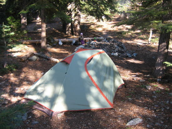 Zephyr 2 & Alps Mountaineering Zephyr 2 Tent with Footprint - Backpacking Light