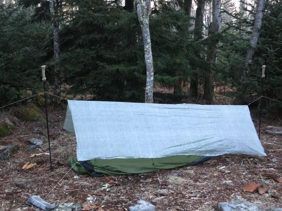 poncho tarp