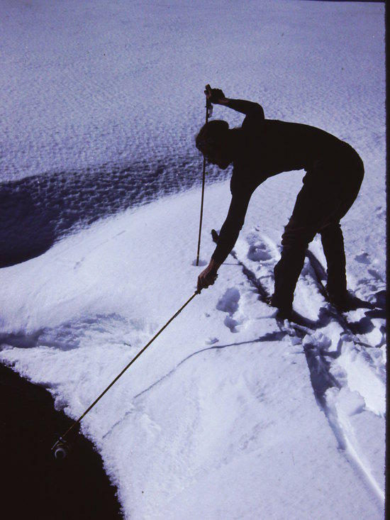 sierra nordic skiing