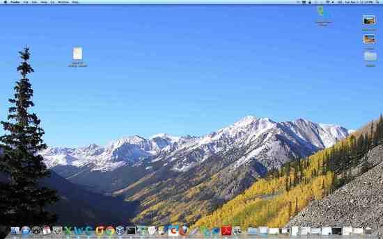 Screen Shot of Mac -1