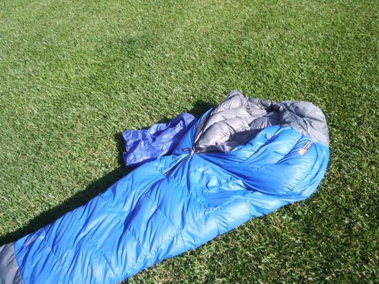 Golite 20 degree bag