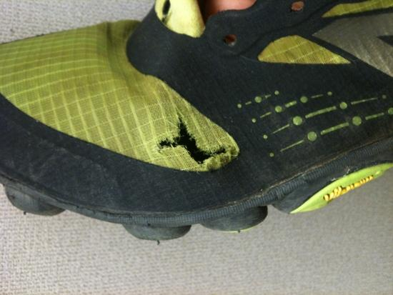 NB Minimus Trail Zero fail.