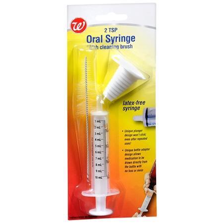 Walgreen's Oral Syringe