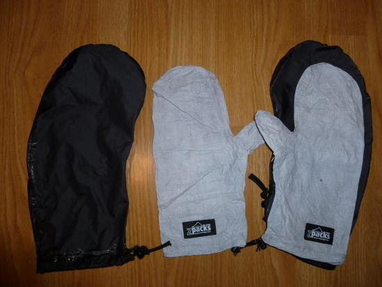 MLD & ZPack Mitts