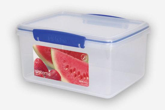 Sistema Plastics 3 liter box