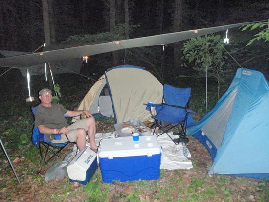 Tom's Campsite