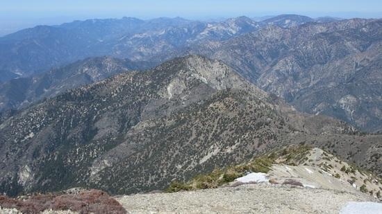 San Antonio Ridge to Sheep Mountain