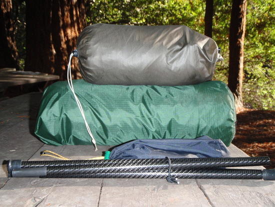 031 & Hilleberg Tent thread - Backpacking Light