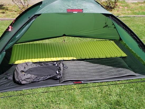 071 & Hilleberg Tent thread - Backpacking Light