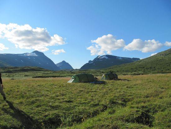 Sarek National Park, Sweden