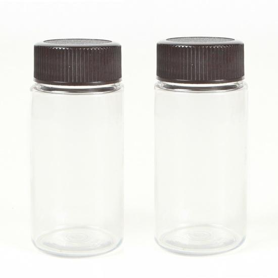 Mini Wide Mouth Bottles