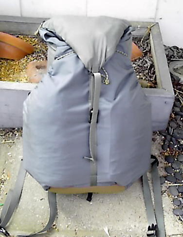 Nomad Ruck front