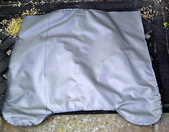 Nomad Ruck front side cut out