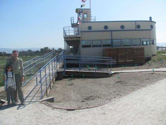 Sea Scout Building