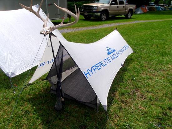 HMG tarp system