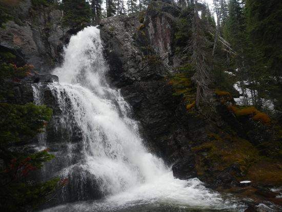 Big Salmon Falls