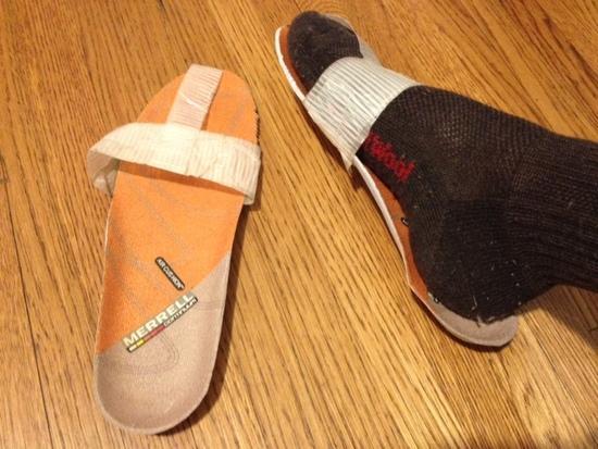 Insole Sandal