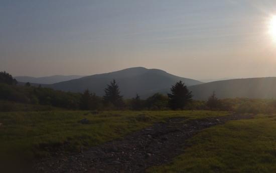 Whitetop Mtn.