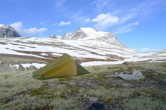 Helsport Ringstind Superlight in Rondane, Norway