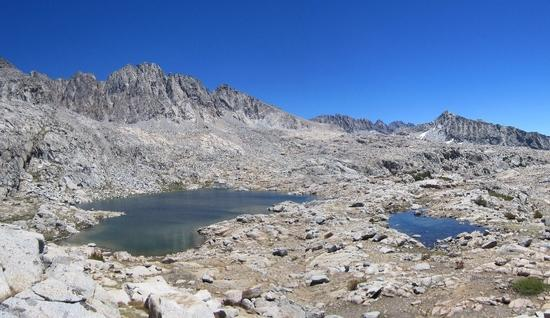 lower barrett lake