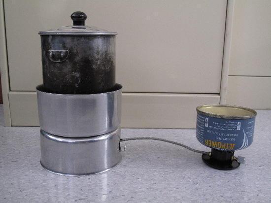 Mini gas Trangia