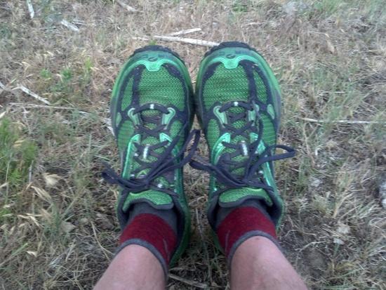 ahh, sweet trail runners