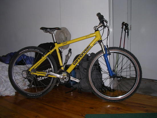 Cannondale Mtn Bike