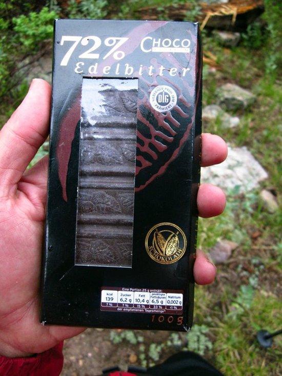 Dark German Chocolate